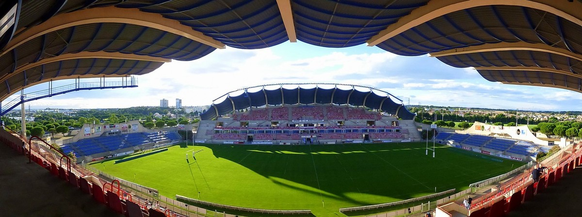 stade beziers